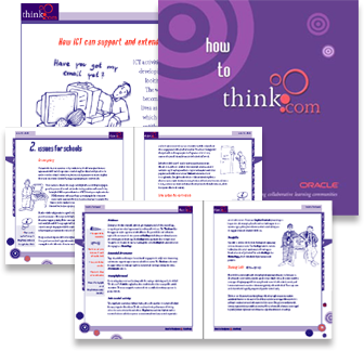Think Dot Com publication for Oracle